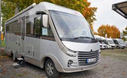 Carthago chic s-plus I 50 Iveco Daily 50 C Automatik, Hubstützen