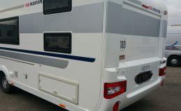 Adria Alpina 663 PT Mover, Alde Heizung