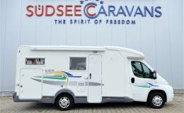 Chausson Welcome 75 SAT Anlage, TV, Markise