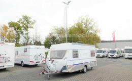 Dethleffs Camper 430 DB*Heckbett quer*Rundsitzgrupp