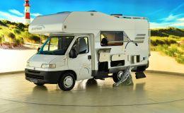 Hymer Camper Van Camp Swing 544 K - 5,54