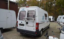 Weinsberg Cosmos 551 K AHK, Fahrradtr., Radio/CD