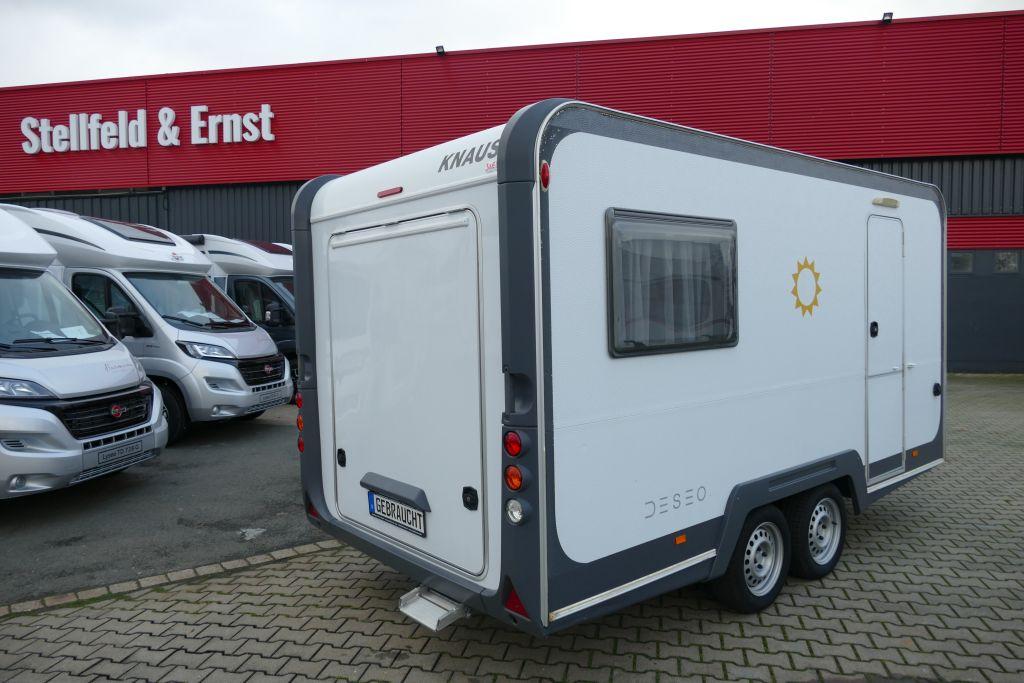 Knaus Deseo Transport Plus als Pickup-Camper in Dortmund