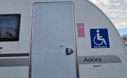 Adria Adora 613 HT Rollstuhlgerecht, Mover, uvm