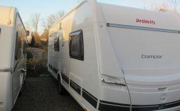 Dethleffs Camper 550 ESK **Stockbetten**