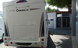 Chausson Welcome 748 EB ohne Hubbett - weiß