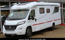 LMC Cruiser Comfort T 732 G T732 G*SAT/TV*Markise*Leder*Na