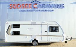 Weinsberg CaraOne 550 UK 12V-Paket, Radträger, Gasdose