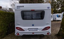 Knaus Sport 400 LK Silver Selection