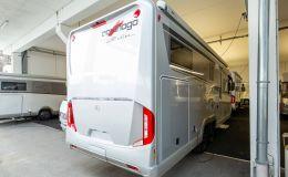 Carthago chic e-line I I 61 XL LE MERCEDES E-LINE I 61 XL LE MERCEDESSat-TV, Dachklima, Automatik