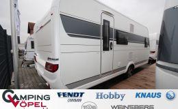 Hobby DE LUXE EDITION 560 KMFe Modell 2021