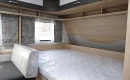 Hymer Eriba Living 565 1600 Kg, Komfort Paket