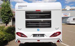 Knaus Sport 500 QDK Silver Selection SunShine by Spürkel inkl. TV