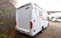 Malibu I 440 QB Freistaat Edition T 440 QBSAT-TV, Markise, Navigation