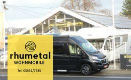 Carado Camper Van 600 Clever Edition Anhängekupplung