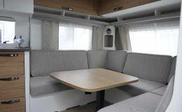 Hymer Eriba Nova 620 Edtion Trend, GFK-Dach & Boden