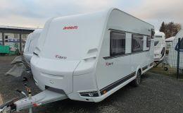 Dethleffs Aero 500 QSK mit Winterkomfort-Paket