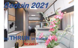 Dethleffs Beduin 690 BQT Thrun kann liefern im Juni !