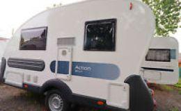 Adria Action 361 LH 2022er, Autark & Auflastung!