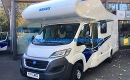 Knaus Traveller Live 650 DG Deluxe Navi 2019