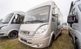 Hymermobil B-StarLine 504 B 5045,99 lang, 4 Personen