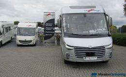 Carthago chic e-line I 61 XL LE Mercedes-Benz Modell 2021