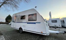 Knaus Sport 420 QD Silver Selection 2021 - inkl Deichselabdeckung