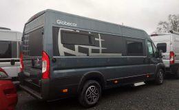 Globecar Campscout Fiat Elegance neues Design