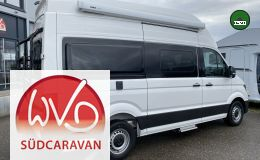 VW Crafter Grand California 600