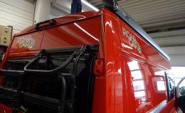 """Roadcar R 601  Van  """"Stockbetten"""""""