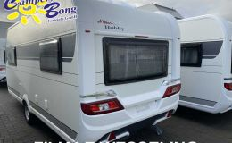 Hobby DE LUXE EDITION 495 UL Modell 2021 mit 1800 kg