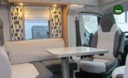 Knaus Van Vansation TI 650 MEG - Sonderm