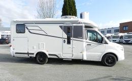 """Hymer B-Klasse MC T 600 Sondermodell """"White Line"""""""