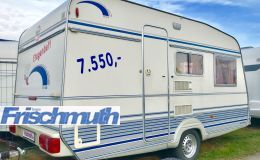 TEC Travel King 400 TK Inkl. Vorzelt