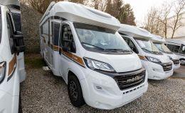 Malibu Van 500 QB Freistaat Edition T 500 QBSAT-TV, Markise, Navigation