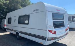 Dethleffs Camper 550 ESK Dusch+Sicherheitspaket