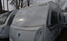 Knaus Südwind 540 FDK 60 Years, ATC, Dachklima