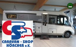 """Carthago chic e-line I 50 """"yachting"""" -180 PS-9G-Tronic-Modell 2021"""
