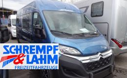 Pössl 2Win S-Plus Sturm-Blau