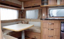 Hymer Eriba Nova 541 Komfort-Paket, Mover