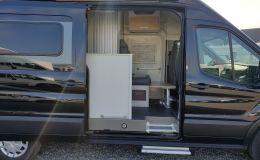 Karmann Mobil Dexter 560 4x4 2,0l Ford 170 PS, Markise, AHK