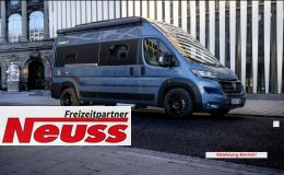 Hymer Camper Van Free 600 Fahrzeug demnächst verfügbar