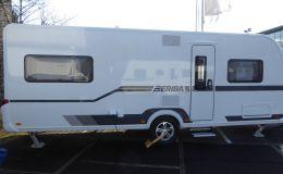 Hymer Eriba Nova 555 Ambience Kinderzimmerwagen