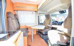 Pössl Roadcruiser Citroen 165 PS 165 PS, Klimaautomatik