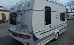 Fendt Bianco Sportivo 390 FH TRUMA-Mover vollautSAT Vorzelt