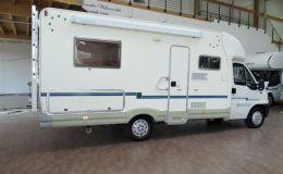 Ahorn Camp T 660 / Festbett/Solar / Markise