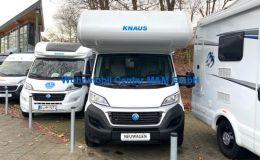 Knaus Traveller Live 550 DB Navi Kamera 2020