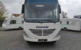 Concorde Carver 821 M frisch eingetroffen!