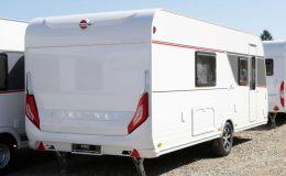Bürstner Averso 525 TS Modell 2021 Heckbad / Frontküche