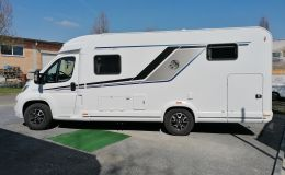 Knaus Van TI 600 MEG Vansation